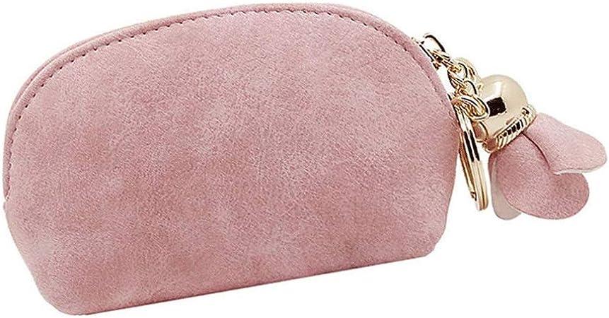 KHBTS Ms. Small Coin Purse Mini Coin Bag Card Pack Monedero for Mujer: Amazon.es: Hogar