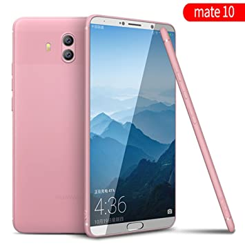PULEN Funda Huawei Mate 10, [Protección para Trabajo Pesado] Flexible TPU Bumper Funda Carcasa Ultra Slim Anti-Rasguño Totalmente Protectora Caso para ...