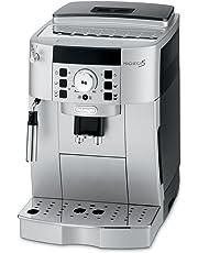 DeLonghi ECAM 22110 SB Kaffee-Vollautomat (1450 Watt, 1,8 Liter, 15 bar, Dampfdüse)