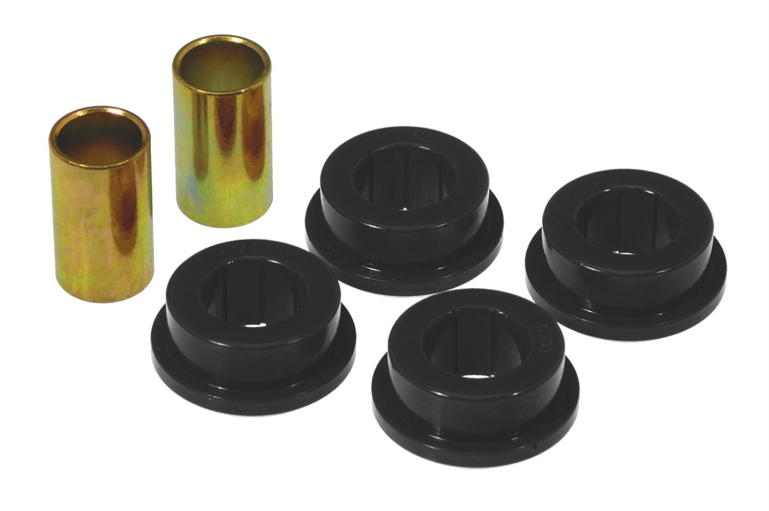 Prothane 6-1218-BL Black Front Track Bar Bushing Kit