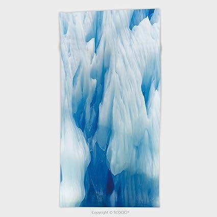 27,5 W x 55.1L pulgadas algodón Toallas de baño de microfibra Ultra suave