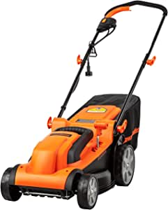 LawnMaster MEB1014K Electric Lawn Mower 14-Inch 10AMP