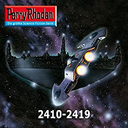 Perry Rhodan: Sammelband 2 (Perry Rhodan 2410-2419)