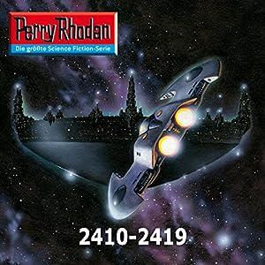 Perry Rhodan: Sammelband 2 (Perry Rhodan 2410-2419) Hörbuch
