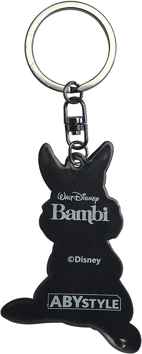 ABYstyle DISNEY Bambi Porte-cl/és PVC Bambi