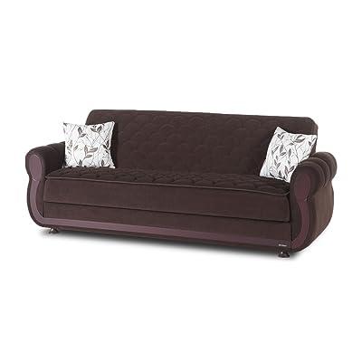 Istikbal Argos Convertible Sofa With Storage
