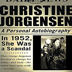 Christine Jorgensen Audiobook