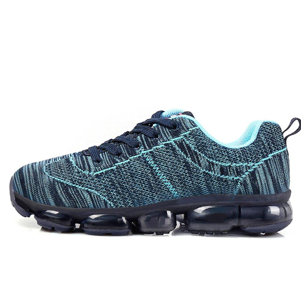 ONEKE Running Shoes Sneakers for Men Women Fashion Sports Air Cushion Athletic Shoes Trainer Shoe B07CG7G4DQ Women US 6 B(M)|Blue