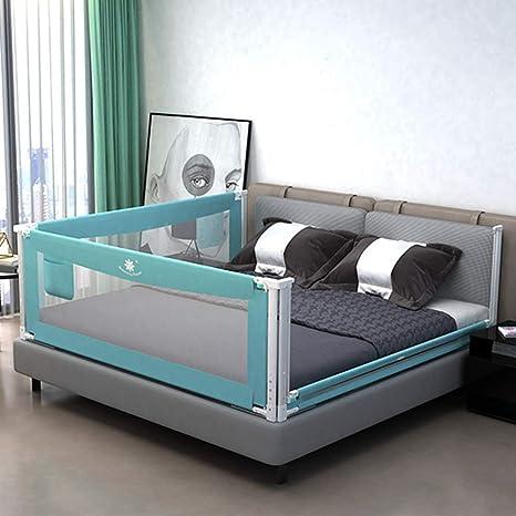 Amazon.com: Protector de barandilla de cama, 5 velocidades ...