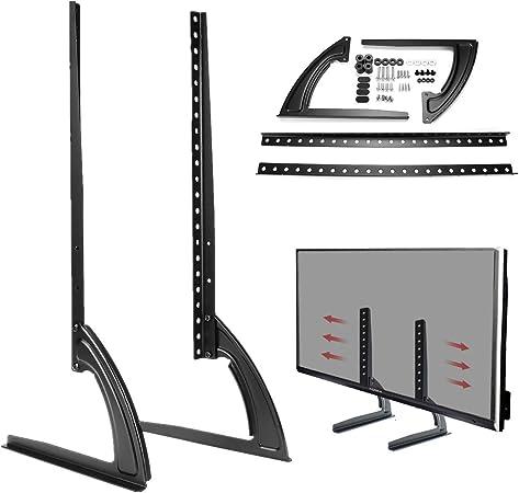 MYAMIA Patas De Soporte De TV De Mesa Universal para TV LCD De Plasma con Pantalla Plana De 26-65 inchs-A: Amazon.es: Hogar