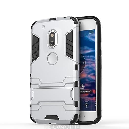 1 opinioni per Motorola Moto G4 Play Custodia, Cocomii Iron Man Armor NEW [Heavy Duty] Premium