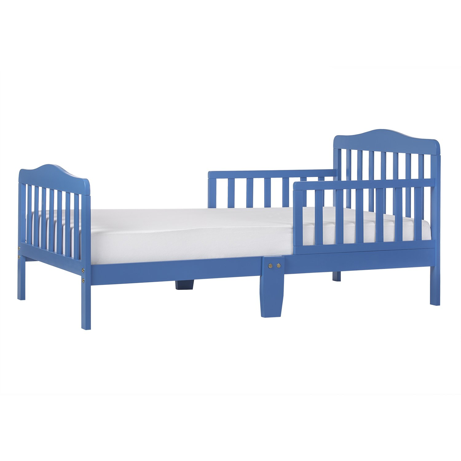 Dream On Me Classic Design Limited price sale Toddler Greenguard in Bed Wave Attention brand Blue