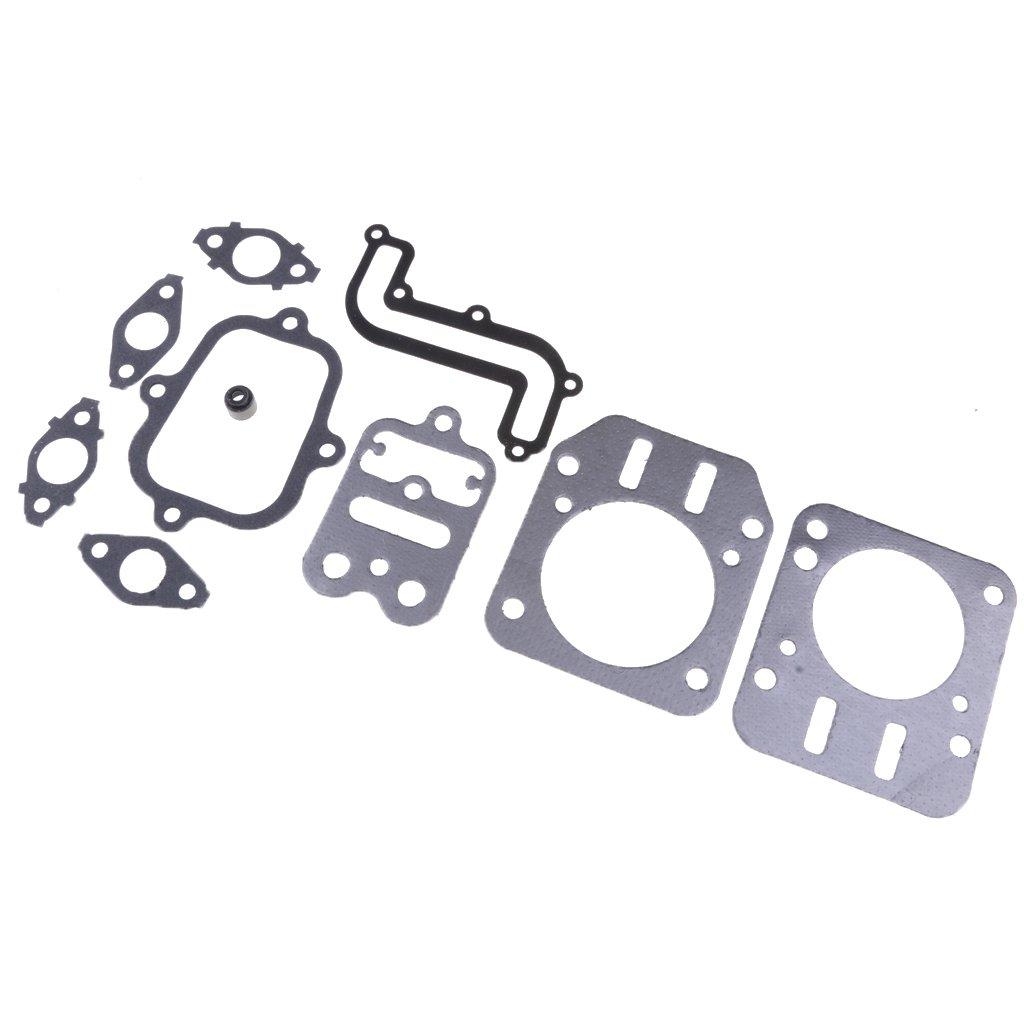 KESOTO Valve Gasket Set for Briggs & Stratton 791798/698215/695289/690034