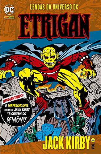 Lendas Do Universo Dc: Etrigan - Volume 01