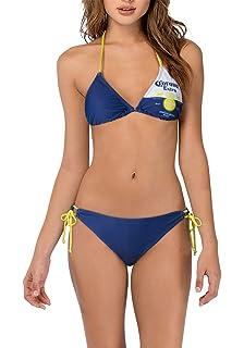 fe176a68f3c53 Amazon.com: Corona Women's Extra Triangle Bikini and String Bikini ...