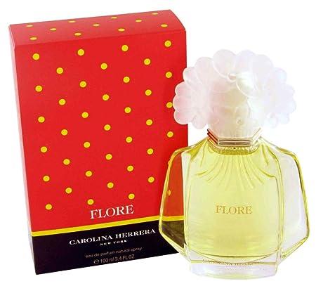 Flore By Carolina Herrera For Women. Eau De Parfum Spray 3.4 Oz.