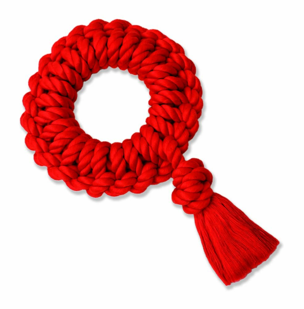 Mammoth Braided Ring Small (Assorted)