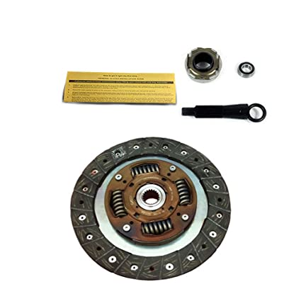 Amazon.com: EXEDY HCD802U CLUTCH DISC+BEARING KIT 90-91 HONDA CIVIC CRX 1.5L 1.6L D15 D16: Automotive