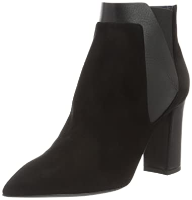 Pollini Damen Shoes Bootsschuhe Schwarz (Black 00A), 37 EU