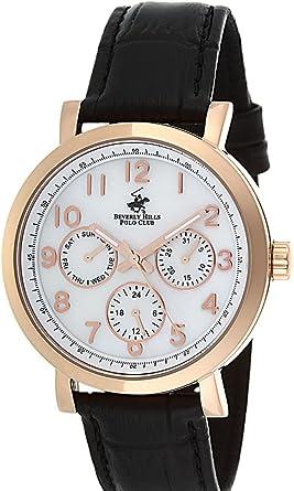Beverly Hills Polo Club Chrongraph Reloj de Pulsera para Mujer ...