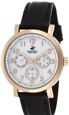 où puis je acheter à bas prix meilleure vente Beverly Hills Polo Club Chrongraph montre pour femme avec ...
