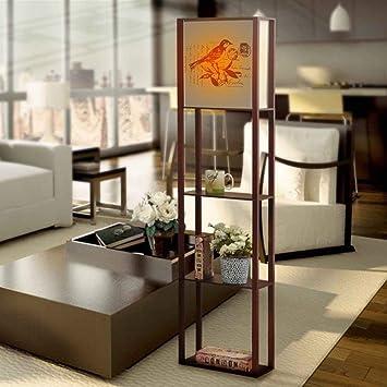 SED Lampadaire Salon Décoration Simple et Moderne Américains et ...
