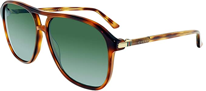 1b71b3fc89 Gucci Men s GG0016S 005 Sunglasses