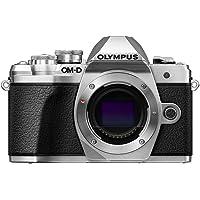 Olympus OM-D E-M10 Mark III Camera - Body Only (Silver)
