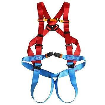 LAIABOR Cinturón Arnés De Escalada Arneses Cinturones De Seguridad ...