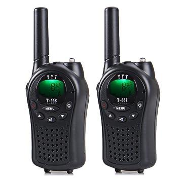 Talkies Walkies Longue Portée Km Interphone Bidirectionnelle - Talkie walkie longue portée