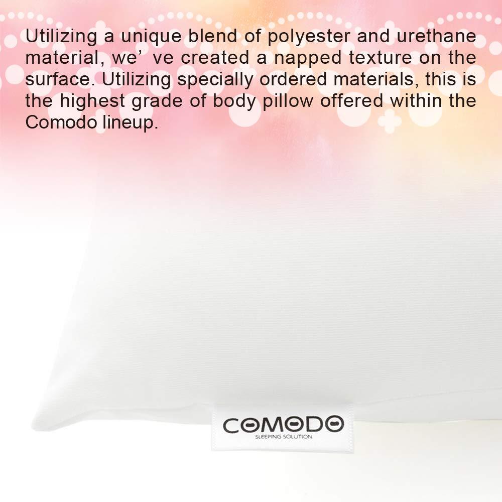 COMODO Original Luxury Body Pillow CMD9950MS High-End Class Dakimakura Pillow [Made in Japan] (20 x 60 inch (150cm x 50cm)) by COMODO (Image #5)
