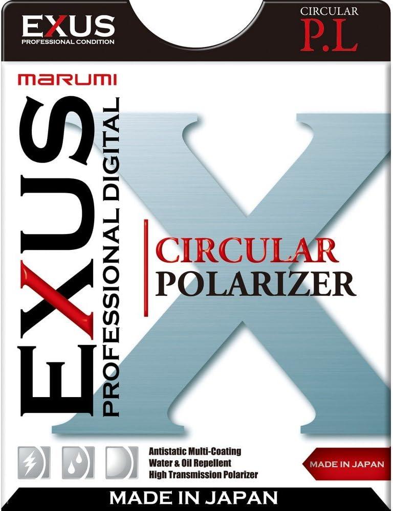 Marumi EXUS 77mm MC Multicoated Slim CPL Circular Polarizer Filter ...