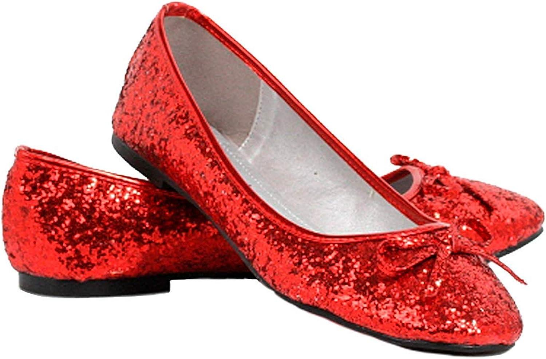 Ellie Shoes Women's Glitter Flat
