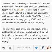 LG V30+ (Plus) 128GB Factory Unlocked GSM + CDMA Smartphone - Aurora Black  (ATT, T-Mobile, Verizon, Sprint)