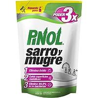 Pinol Limpiador Pinol Poder Sarro Y Mugre 450Ml, Color, 450 Mililitros (Ml), Pack Of Aquete De