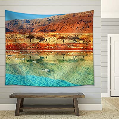 Majestic Print, That You Will Love, Dead Sea Salt Shore Fabric Wall