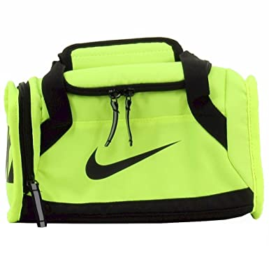 1eb33b8df3 Image Unavailable. Image not available for. Color  Nike Volt Lunch Duffel  Bags