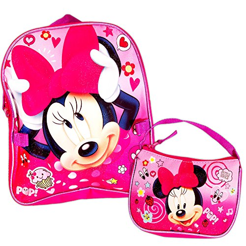 Minnie Mouse Preschool Backpack Toddler