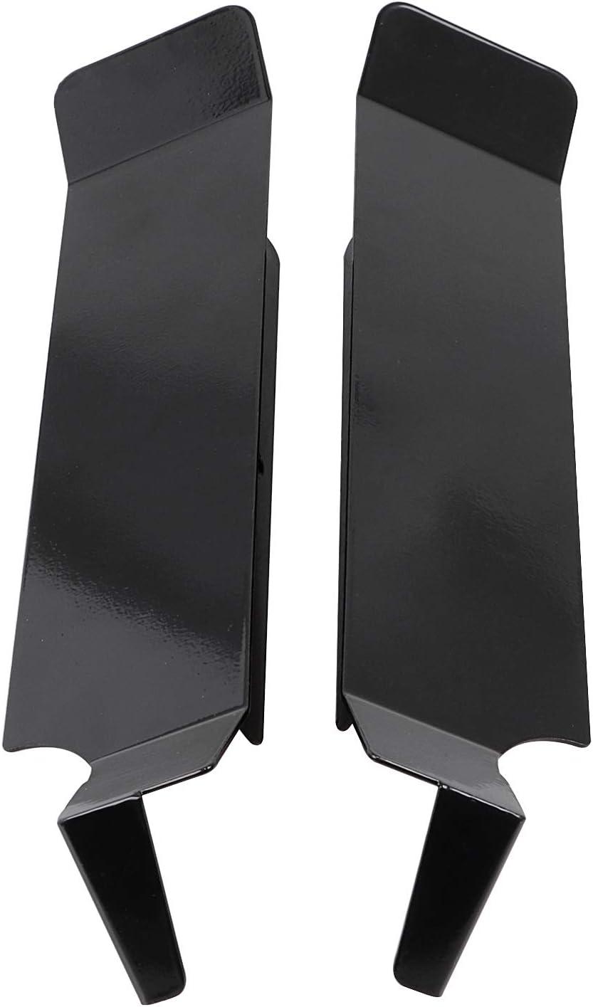 XMMT Black Fender Saddlebag Filler Panels Compatible with 1993 ...