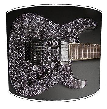 Premier Lampshades 8 Pulgadas Techo Guitarra tulipa para ...