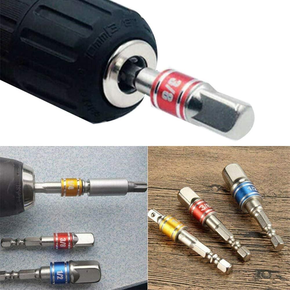 Industrial Drill Bits Step Drill Bits poslinemb.pl Newrys 4Pcs/Set ...