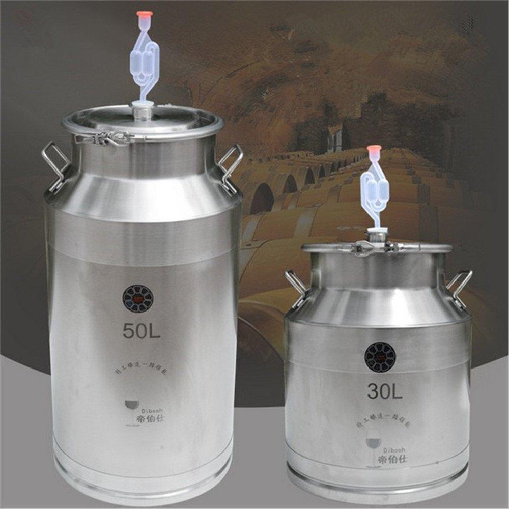 Depósito de acero inoxidable fermenter balliihoo Homebrew ...