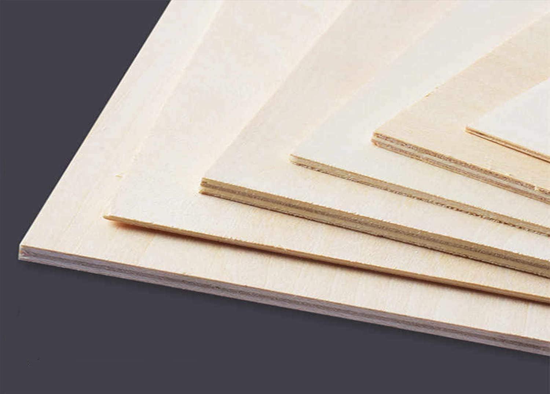 Tableros de CONTRACHAPADO Fenólico. Cortados a Medida. Fabricados en España. Calidad Profesional. (A4 (Espesor 5MM), 5)