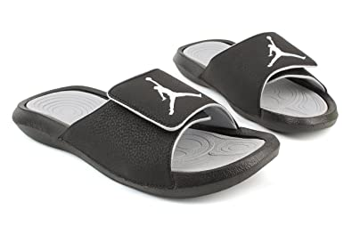 42ea80f90ce1 Jordan Nike Youth Hydro 6 Synthetic Sandals  Amazon.co.uk  Shoes   Bags
