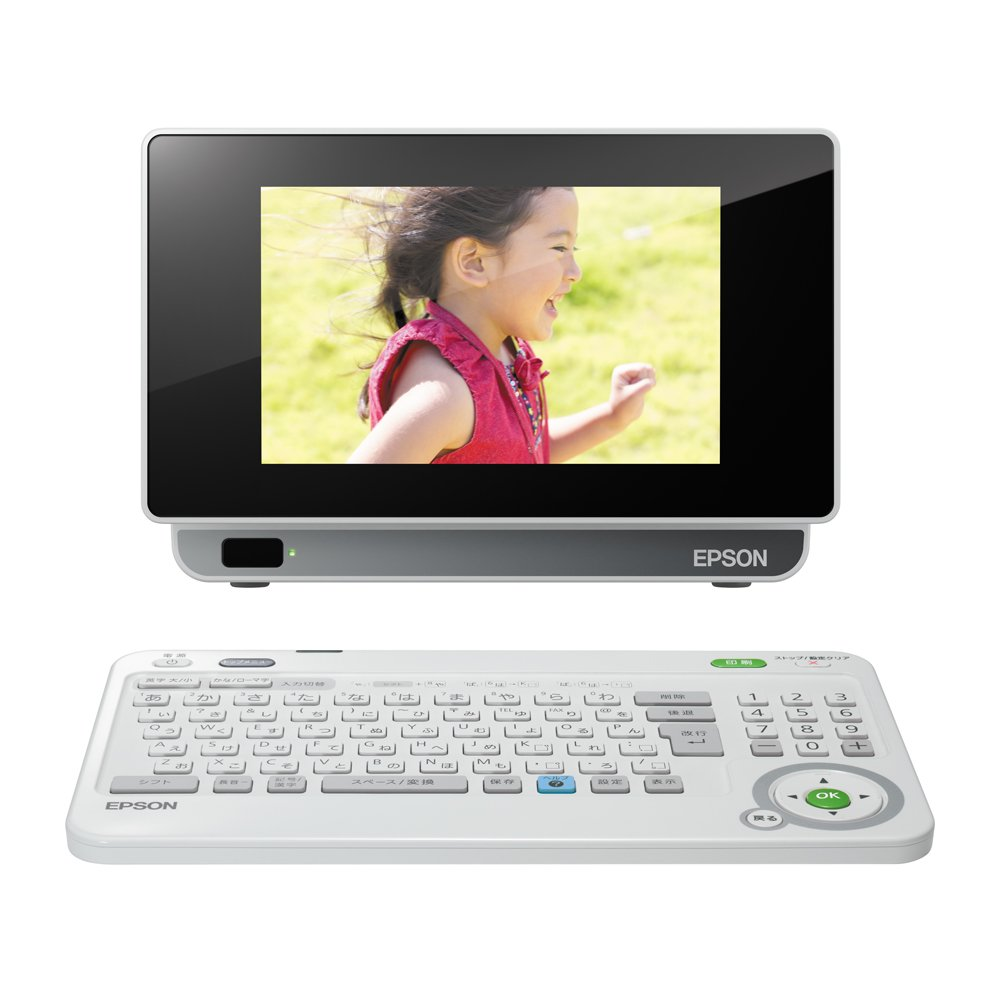 EPSON コンパクトプリンター Colorio me E-840 B00EXHH0SQ