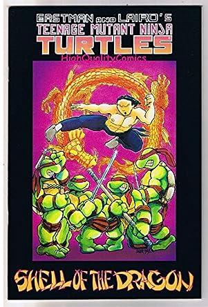 Amazon.com: TEENAGE MUTANT NINJA TURTLES Color Special #1 ...