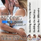 Bedding the Bachelors, Boxed Set: Books 1-3 | Virna DePaul