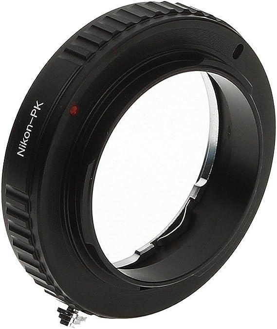 Anillo Adaptador Pentax – Nikon – para Objetivo Nikon AI y Pentax ...