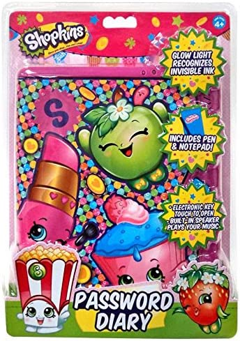Shopkins password Diary: Amazon.es: Juguetes y juegos