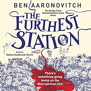 Download audiobook The Furthest Station: A PC Peter Grant Novella